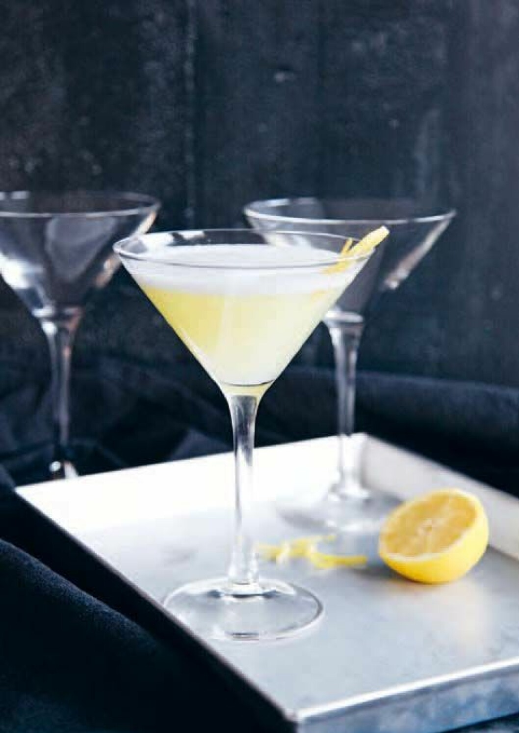 Gin & ginger sour