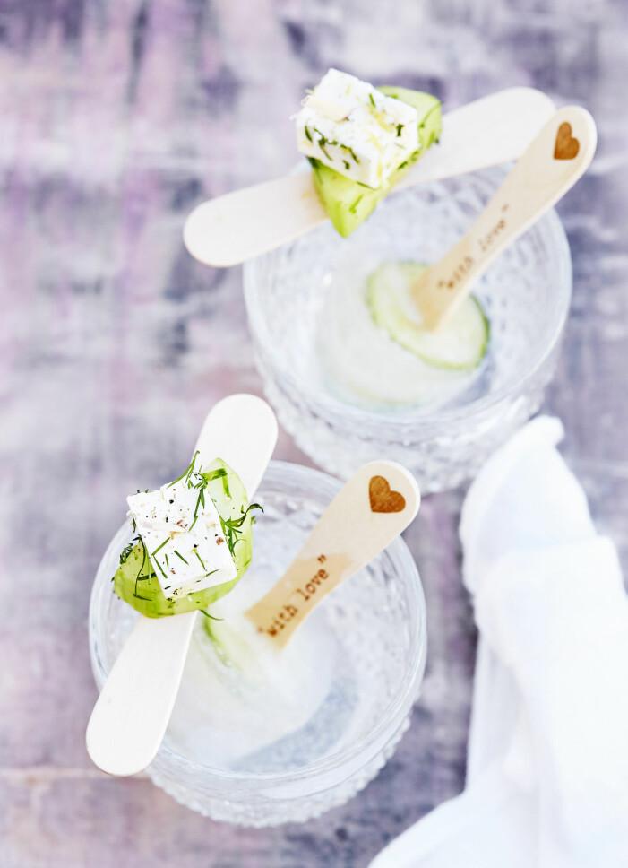 Så gör du en gin och tonic på pinne