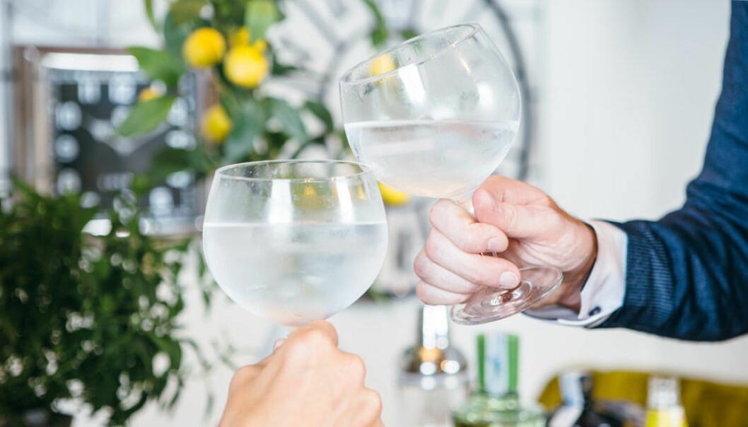 Gin & Tonic är bra för pollenallergiker.
