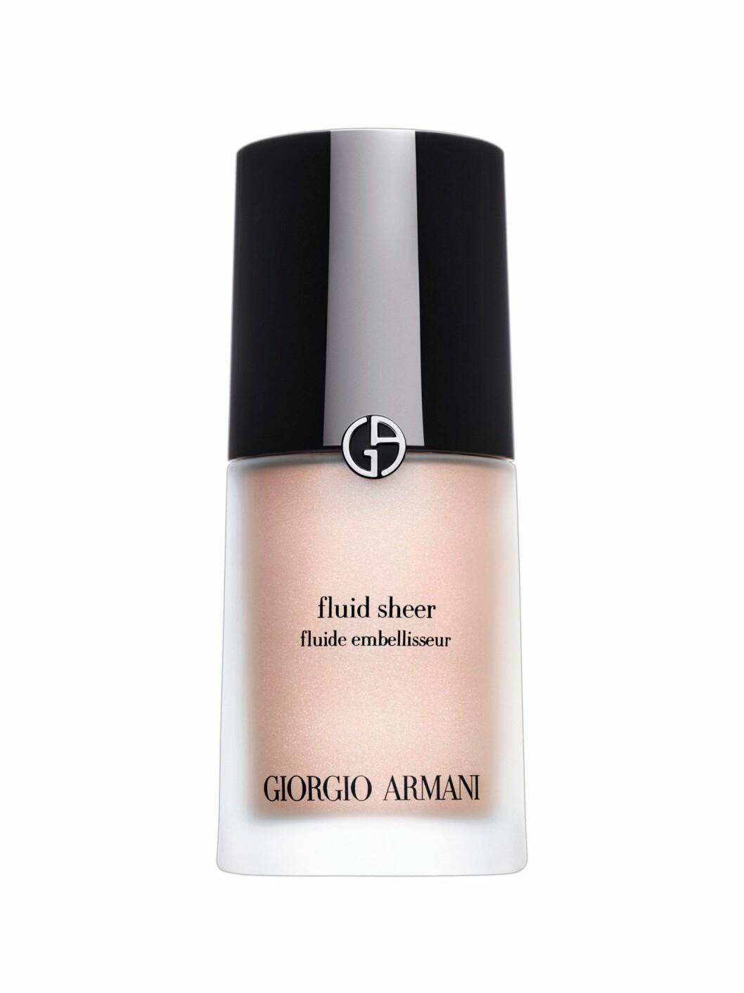 Giorgio Armanis multiprodukt Fluid Sheer