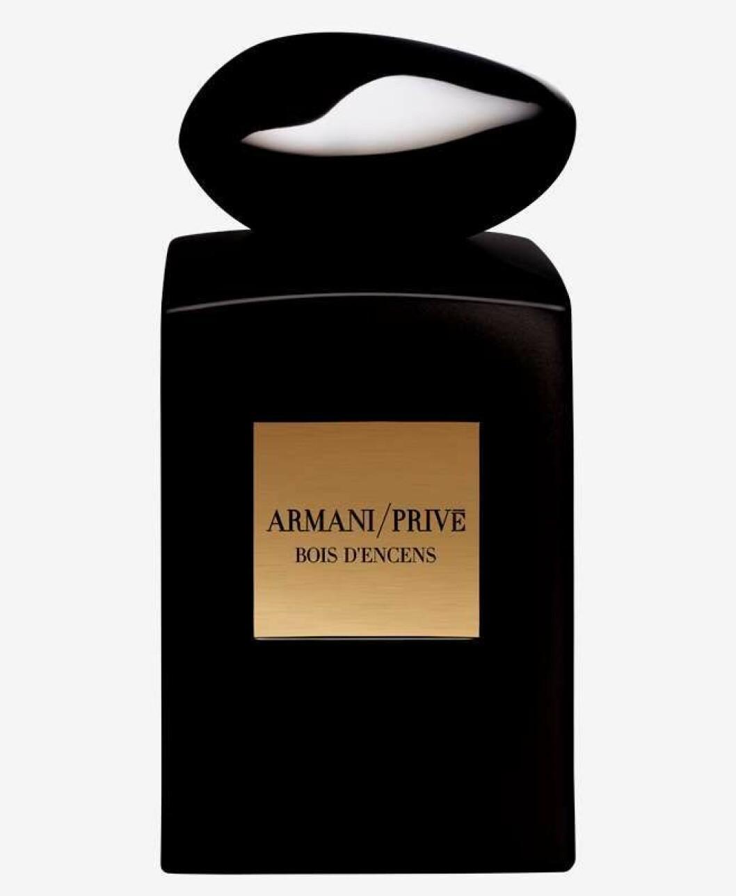 Giorgio Armani Privé parfym Bois d'encens
