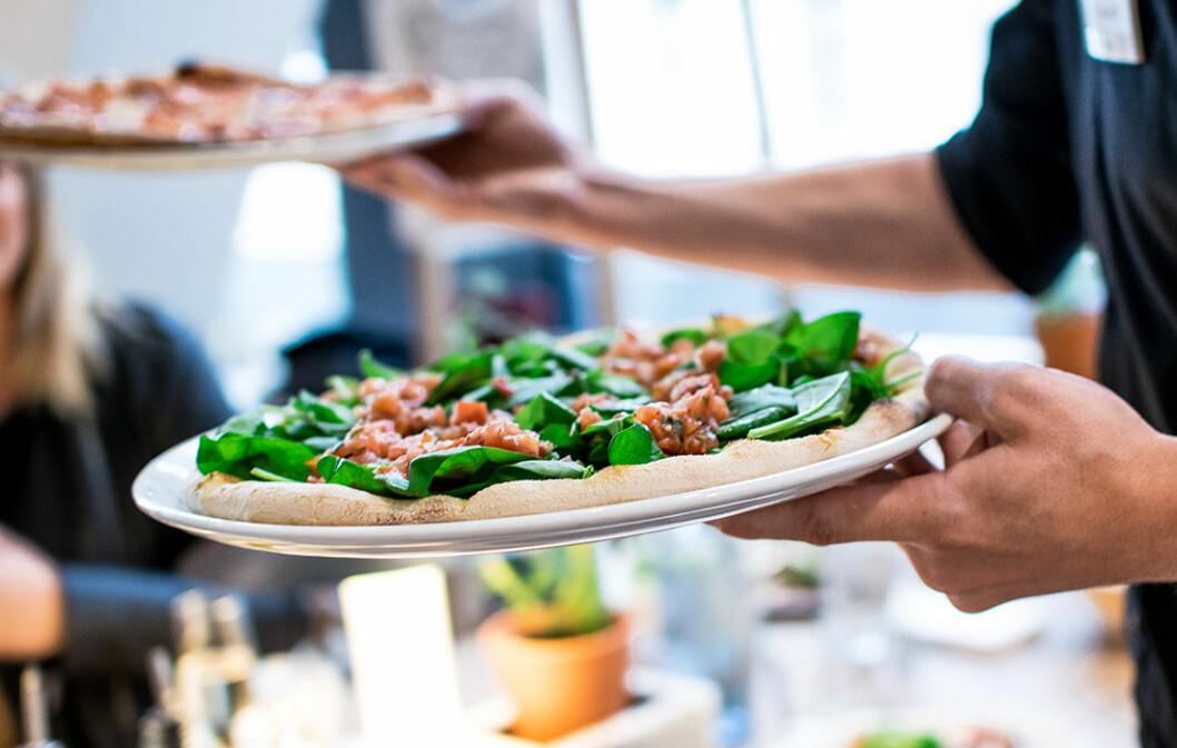 Stockholms bästa pizzeria. Foto: IBL