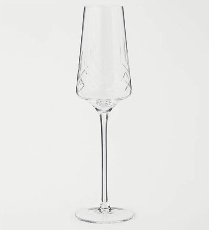 glas från hm