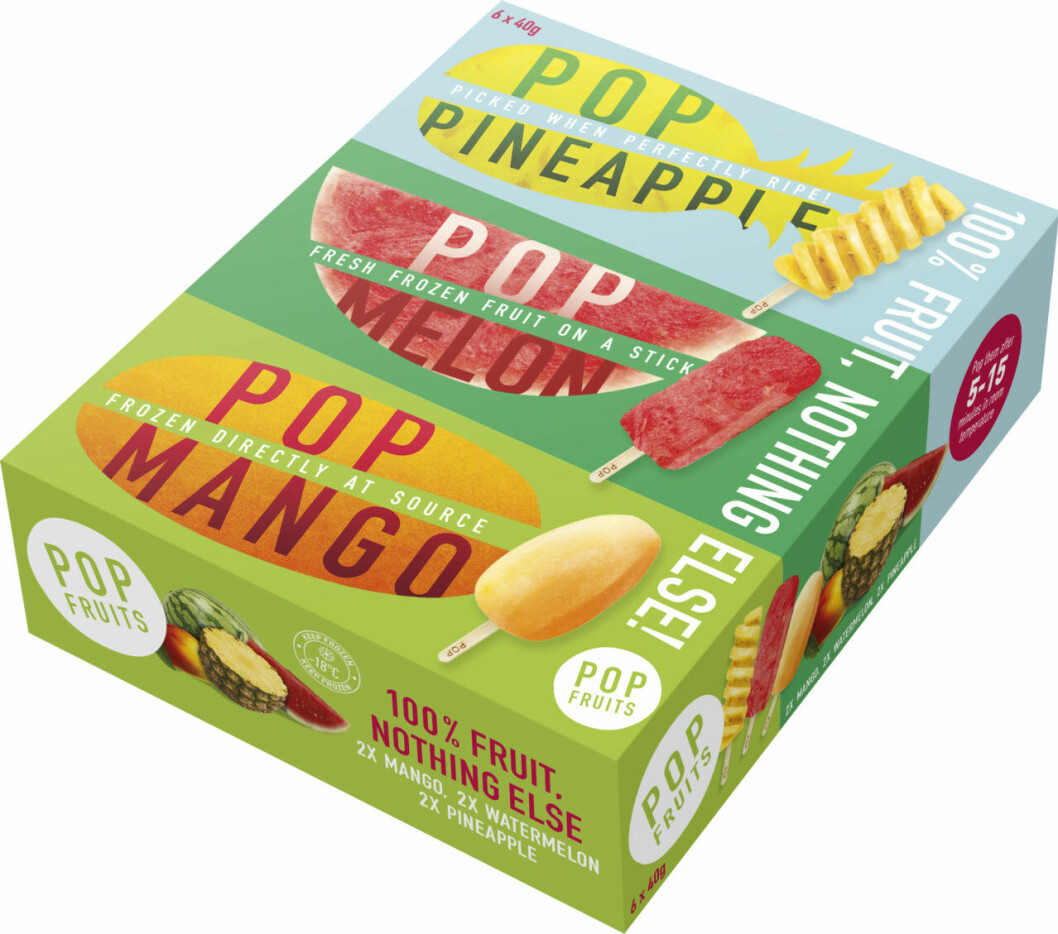 pop fruits paket