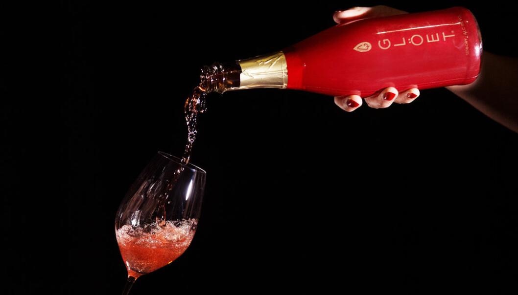 Glöet – mousserande glögg på flaska!