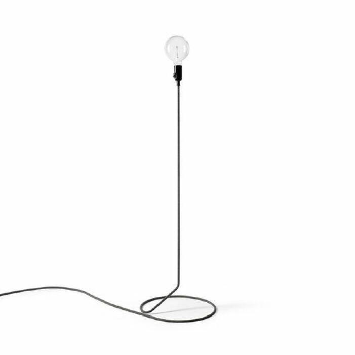 golvlampa från design house stockholm