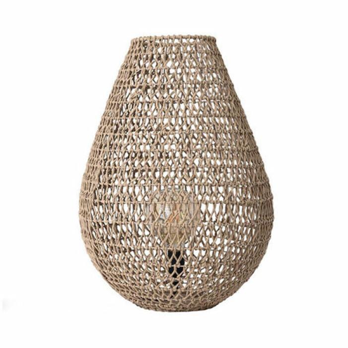 Golvlampa i natur från Watt&Veke