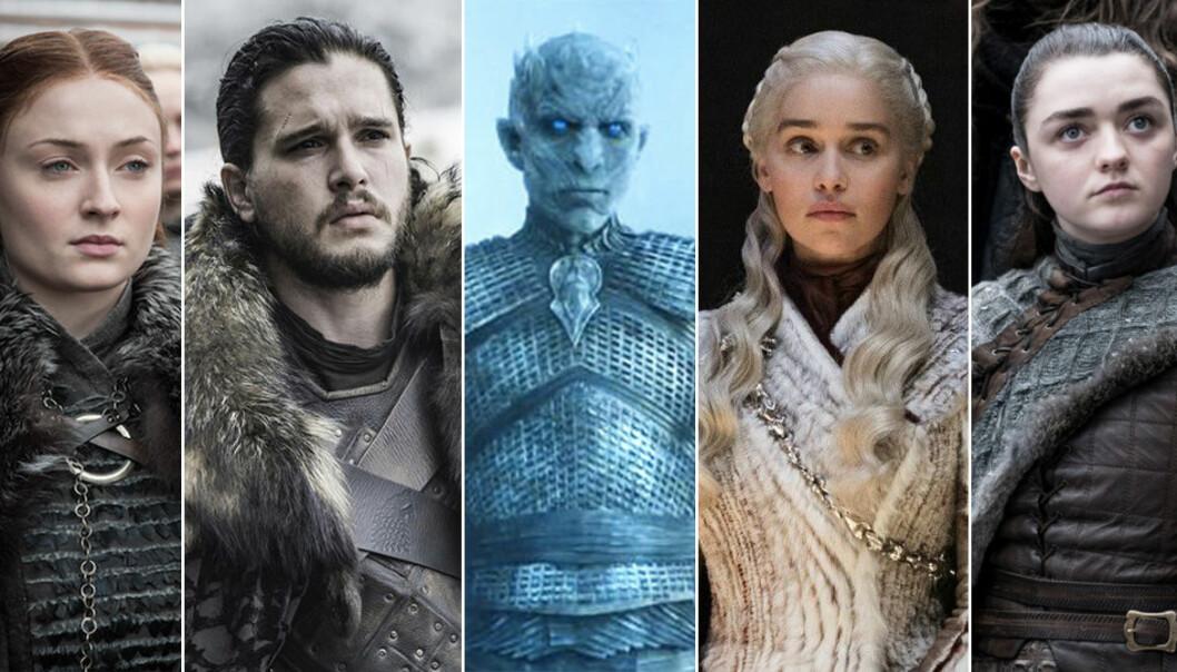 Det här visste du inte om Game of Thrones säsong 8