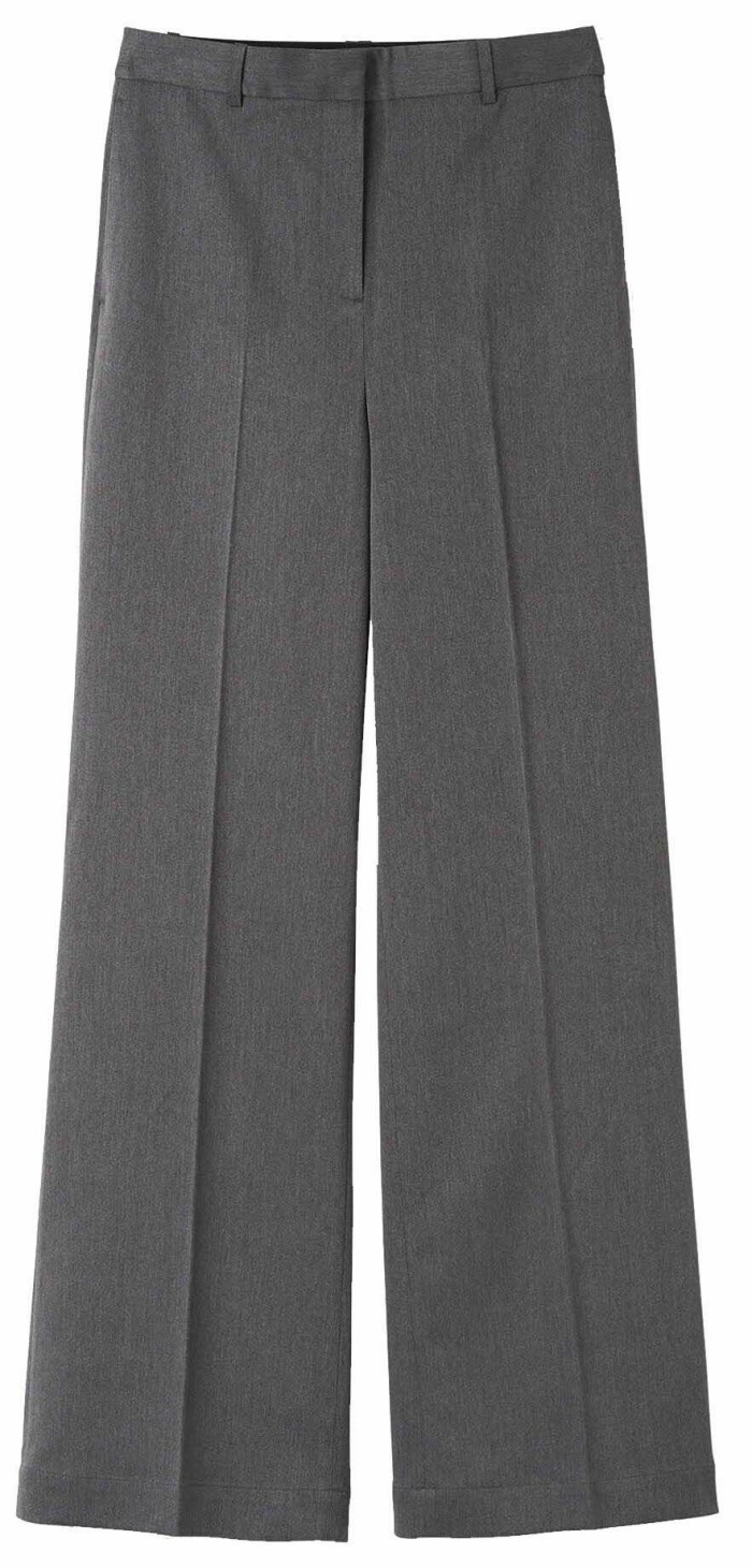 grå byxor från Wera.