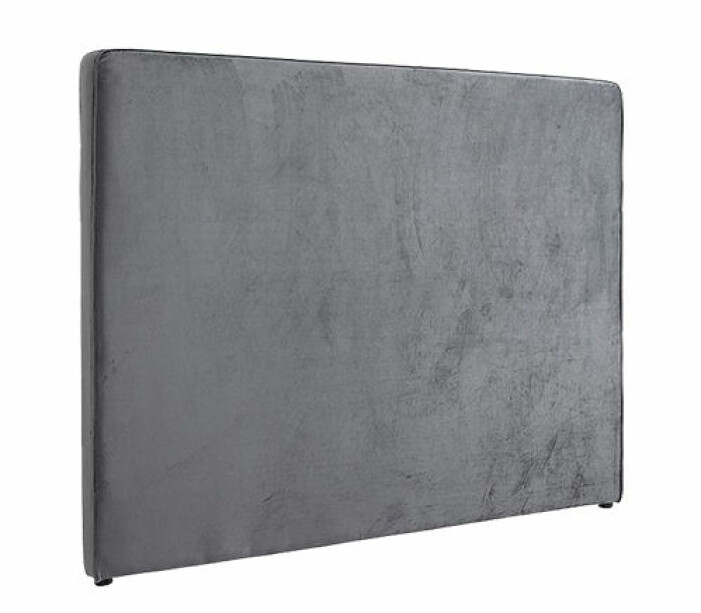 grå sänggavel