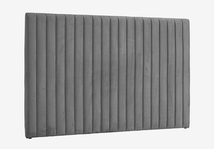 grå sänggavel från nordform