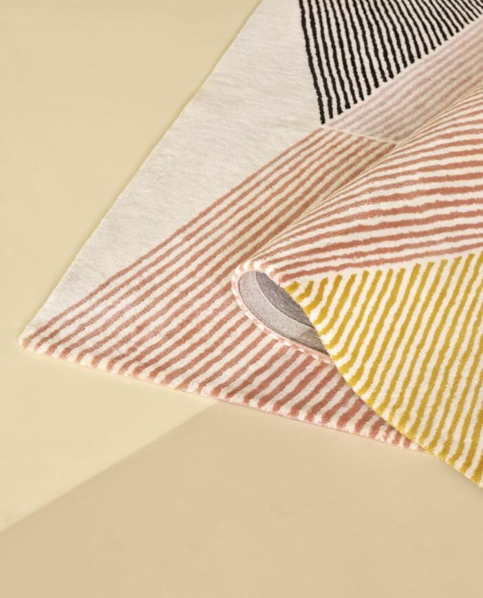 Grafiskt och färgglatt – inredning från Bernadotte & Kylberg