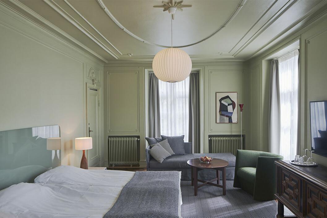 Grand Hotel Terminus i Bergen
