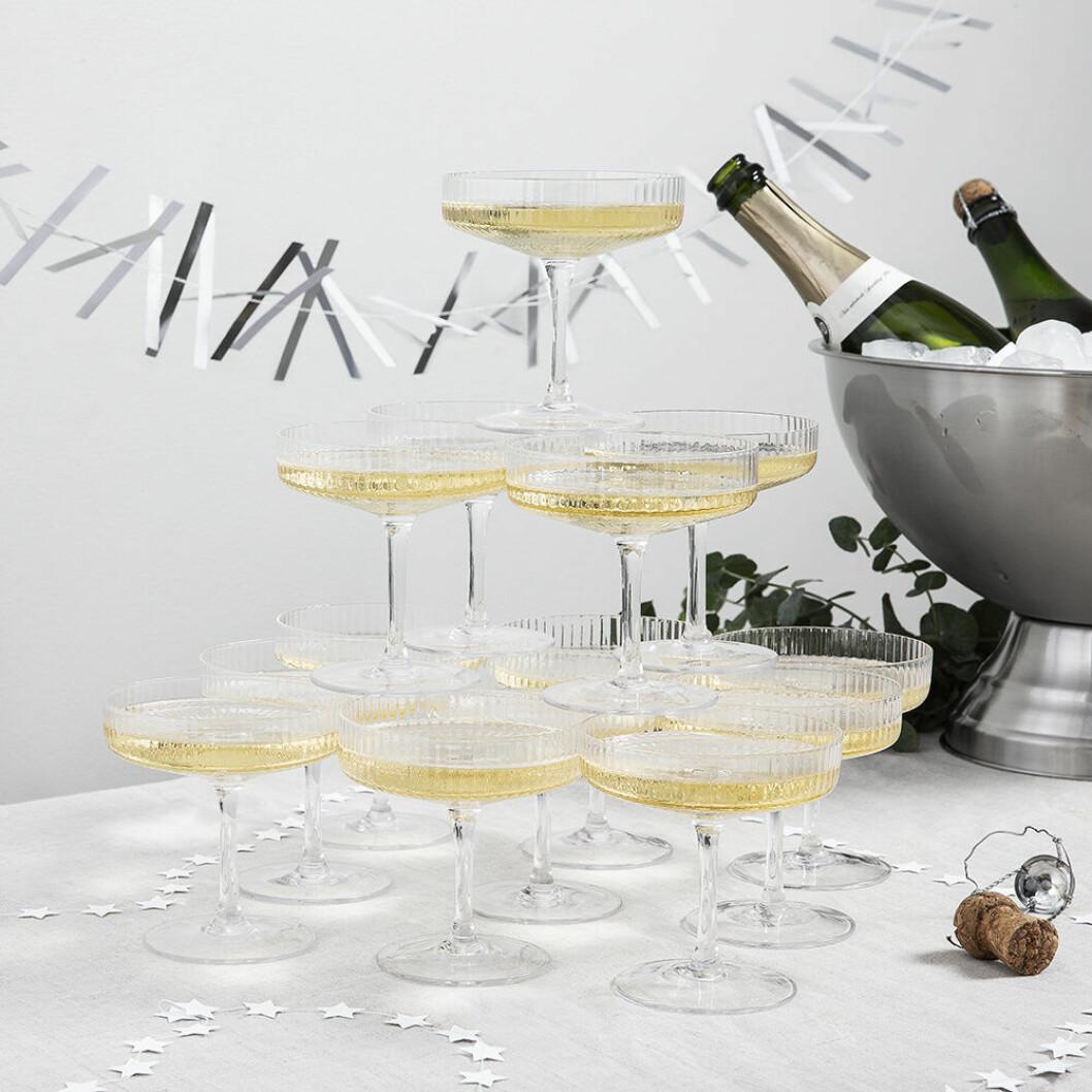 Nyheter till nyårsfesten från Granit