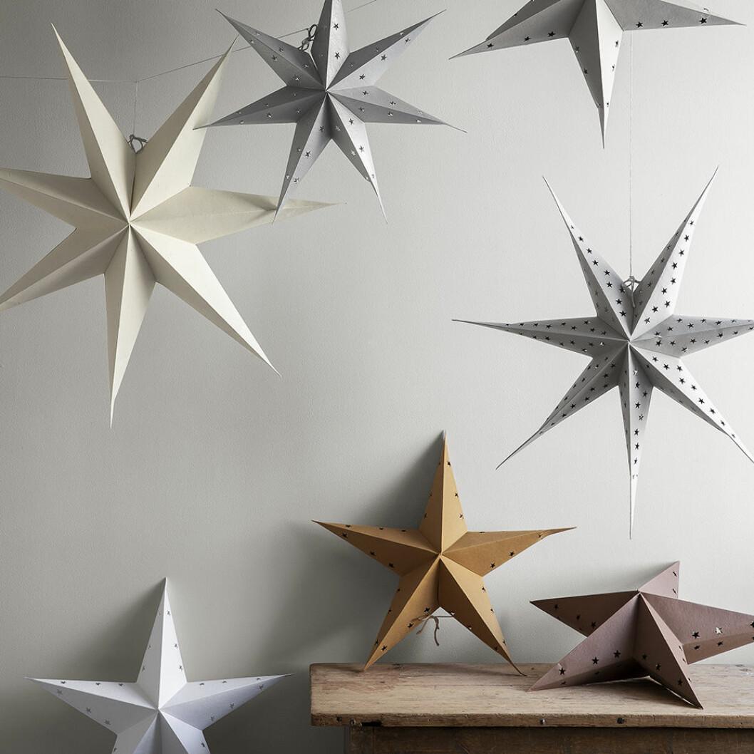 Julstjärnor från Granit 2019