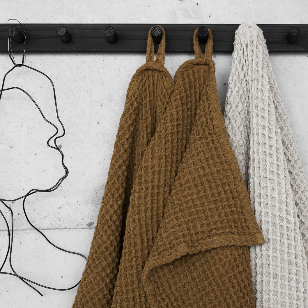 Granit Soft Horizontal handdukar