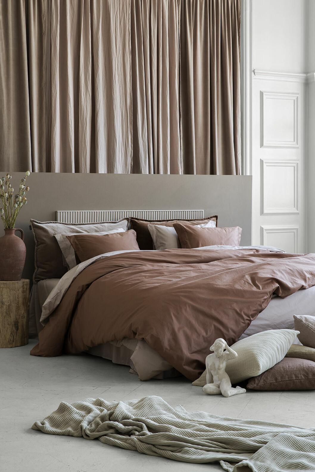 Sängläder från Granit premiumkollektion Muted tones