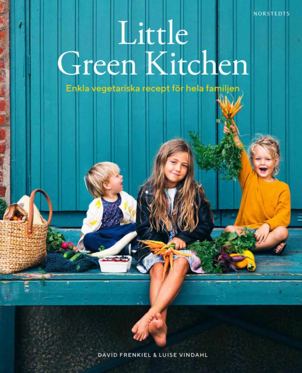 I senaste kokboken från Green Kitchen Stories finns massor av vegetariska tips för hela familjen.