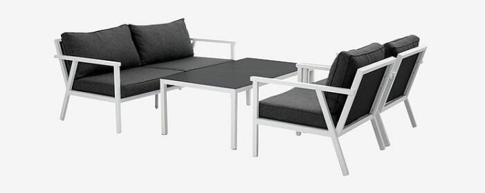 loungegrupp utemöbler