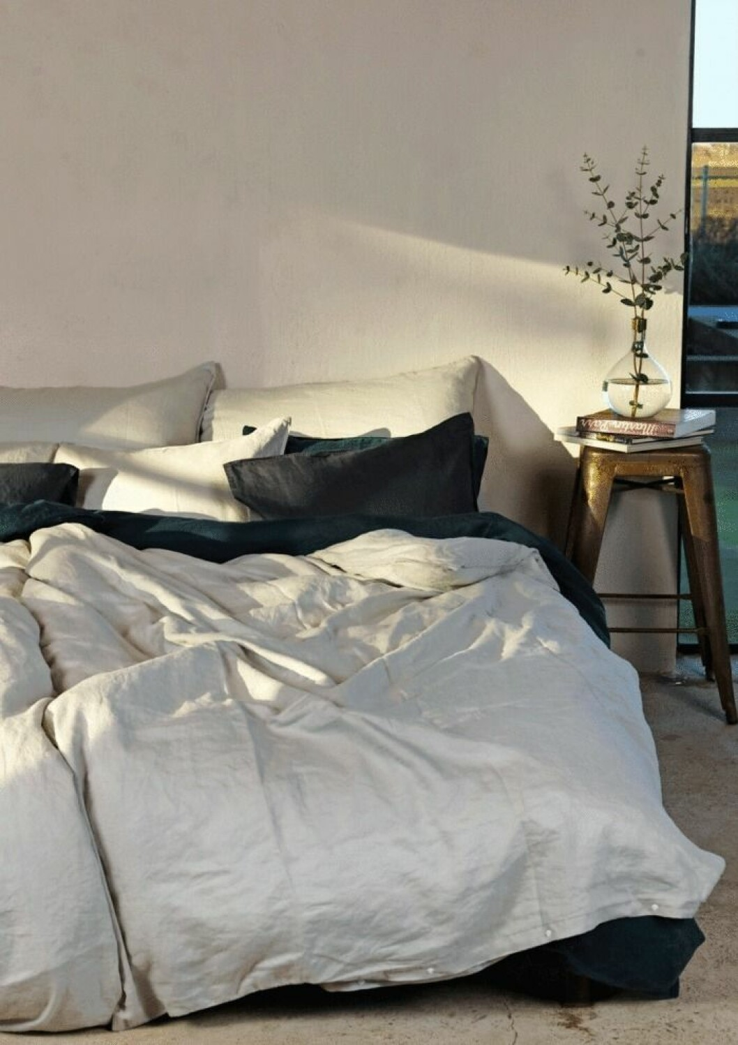 Fina sängkläder från Gripsholm