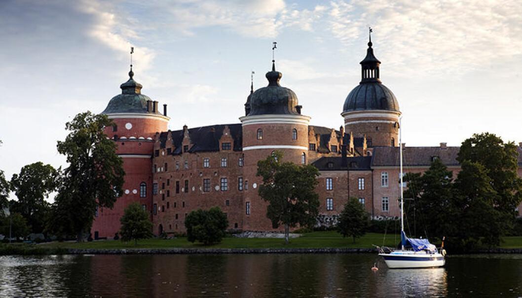 Gripsholms slott i Mariefred – perfekt för en dagsutflykt i sommar