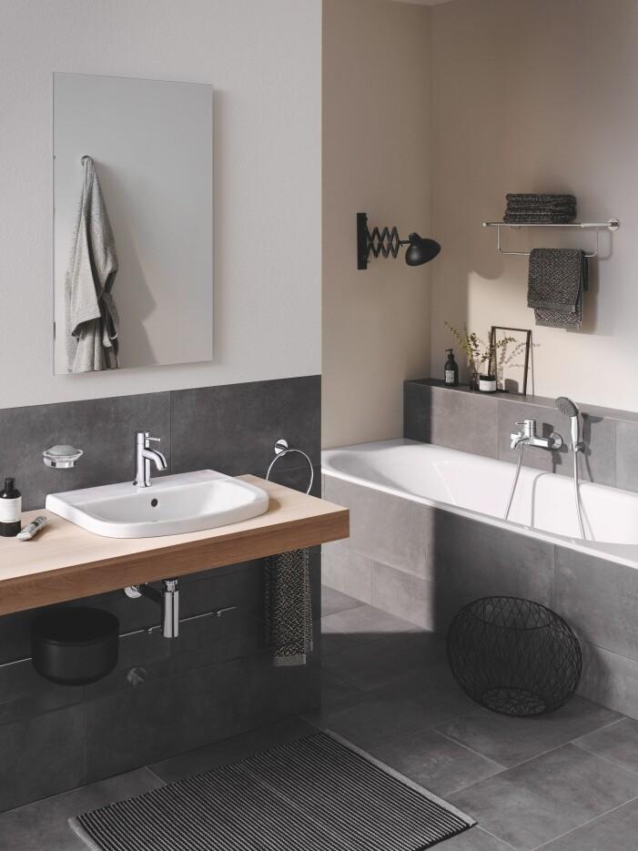Så väljer du badkar efter din inredningsstil, minimalistiskt och industriellt