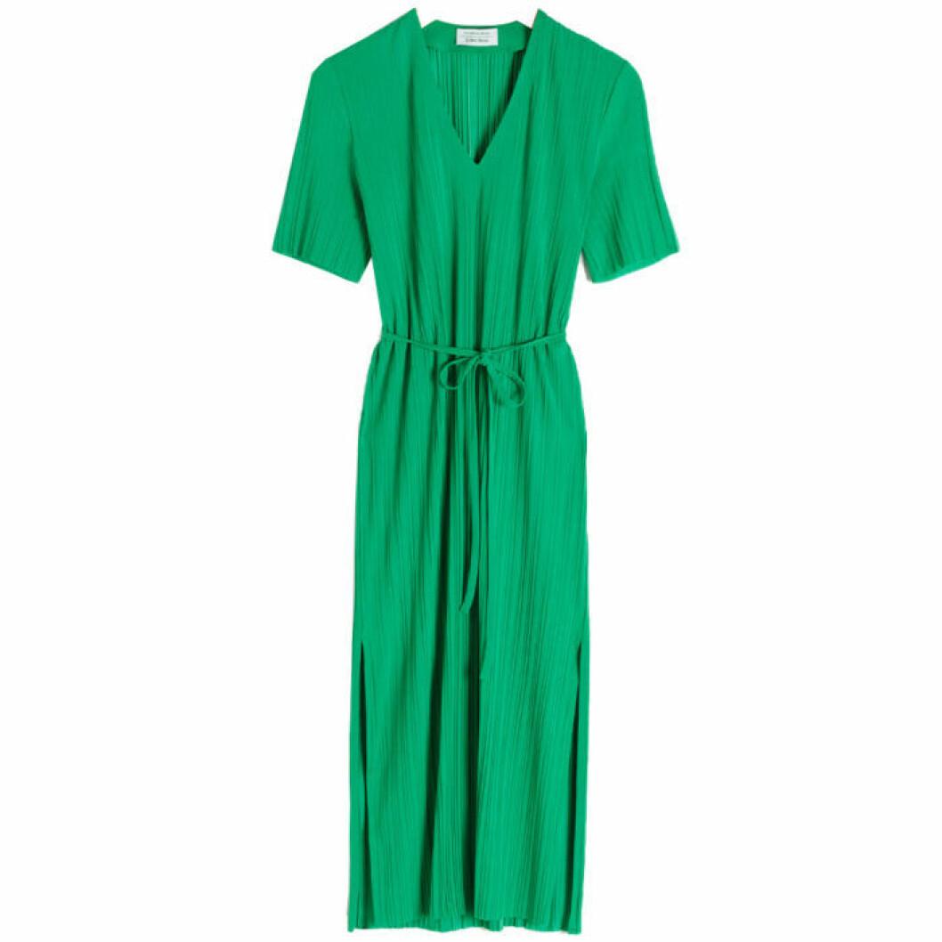 Grön klänning till midsommar