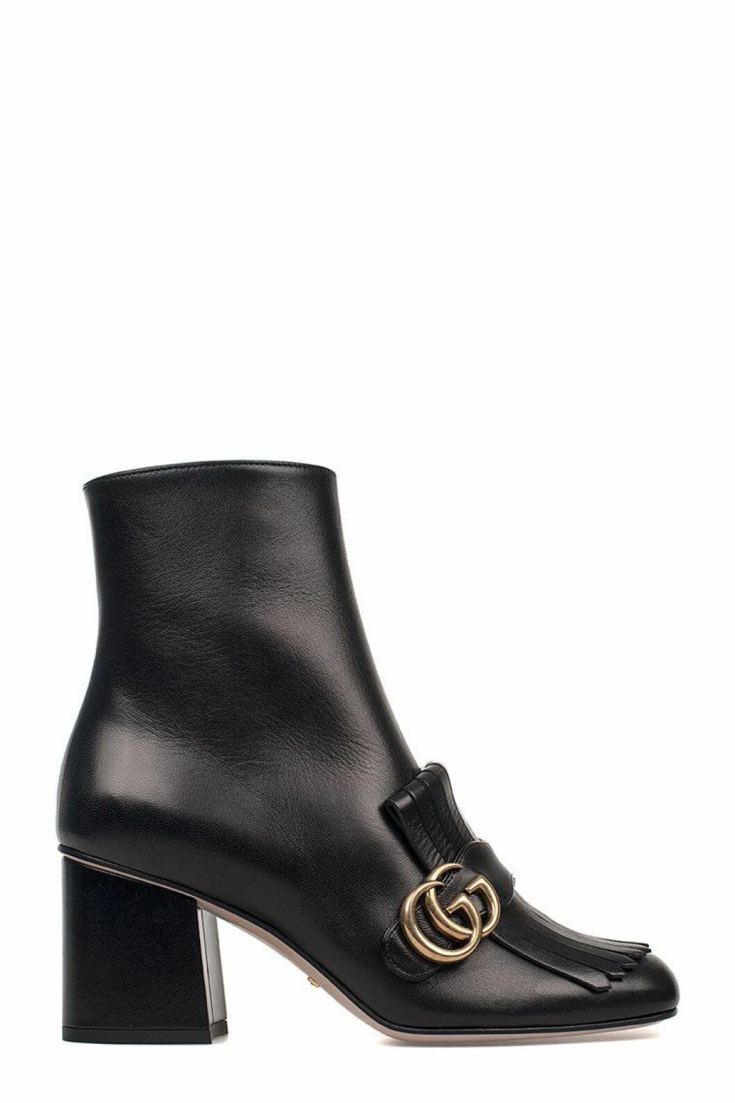 Gucci höga boots