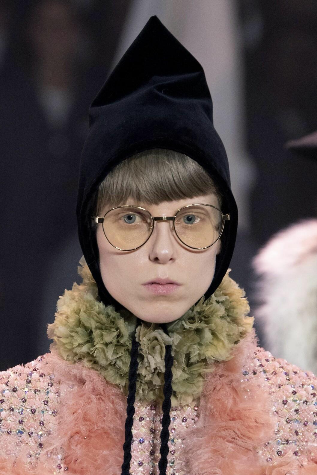 Gucci Optiska glasögon accessoartrend hösten 2020