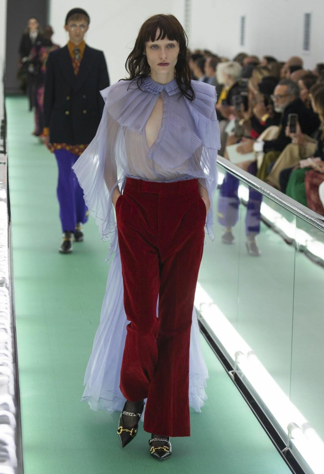 Gucci vårmode 2020