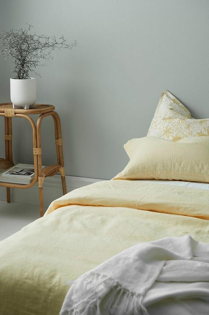 gula sängkläder