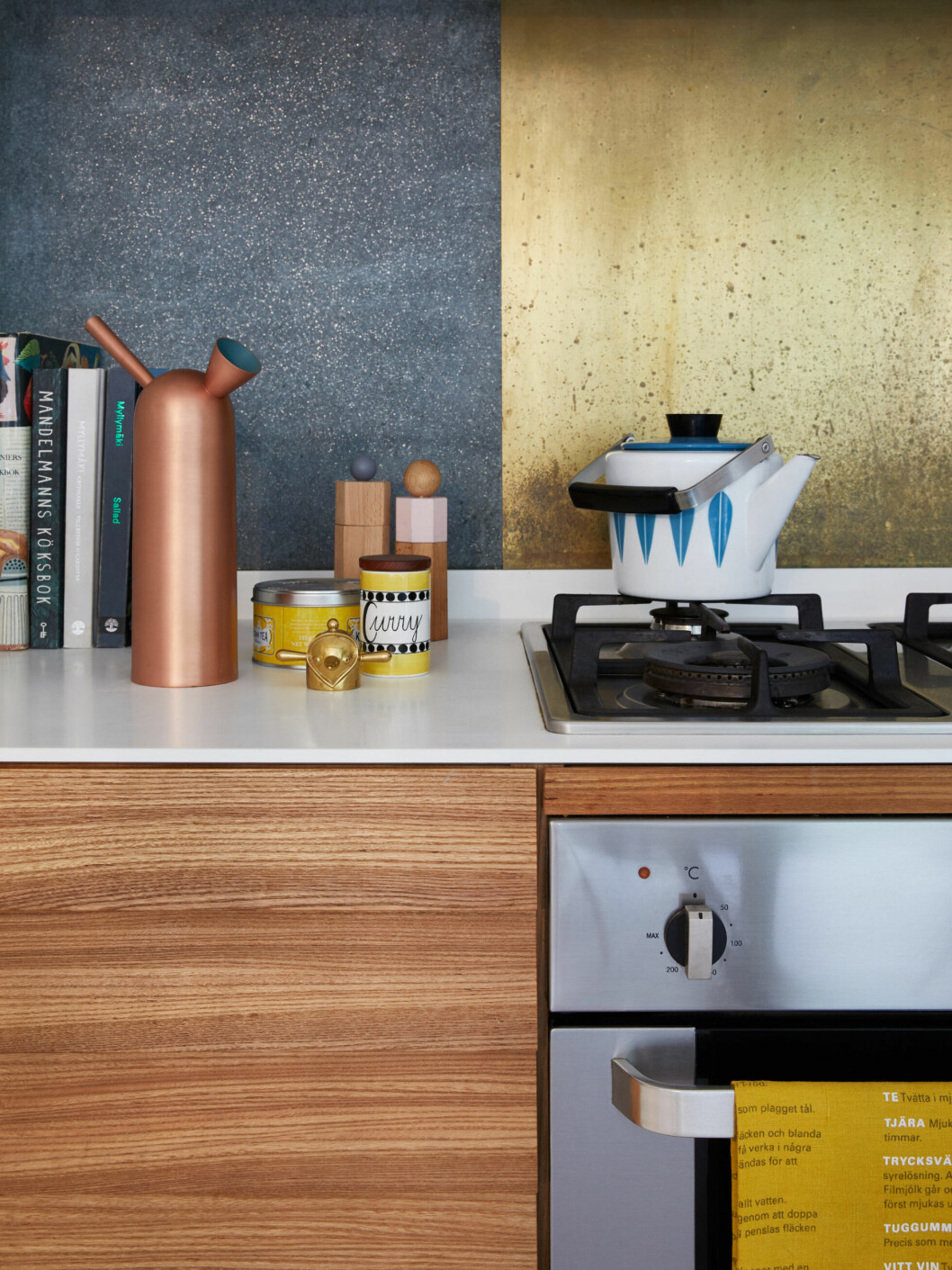 Inredningsdetaljer i köket