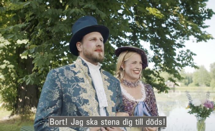 Susanna och Johan, Gift vid första ögonkastet