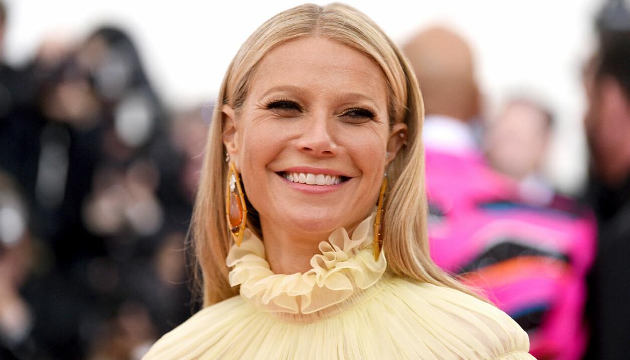 Gwyneth Paltrow hyllar dottern Apple och alla kvinnor i kampen för jämlikhet mellan män och kvinnor.