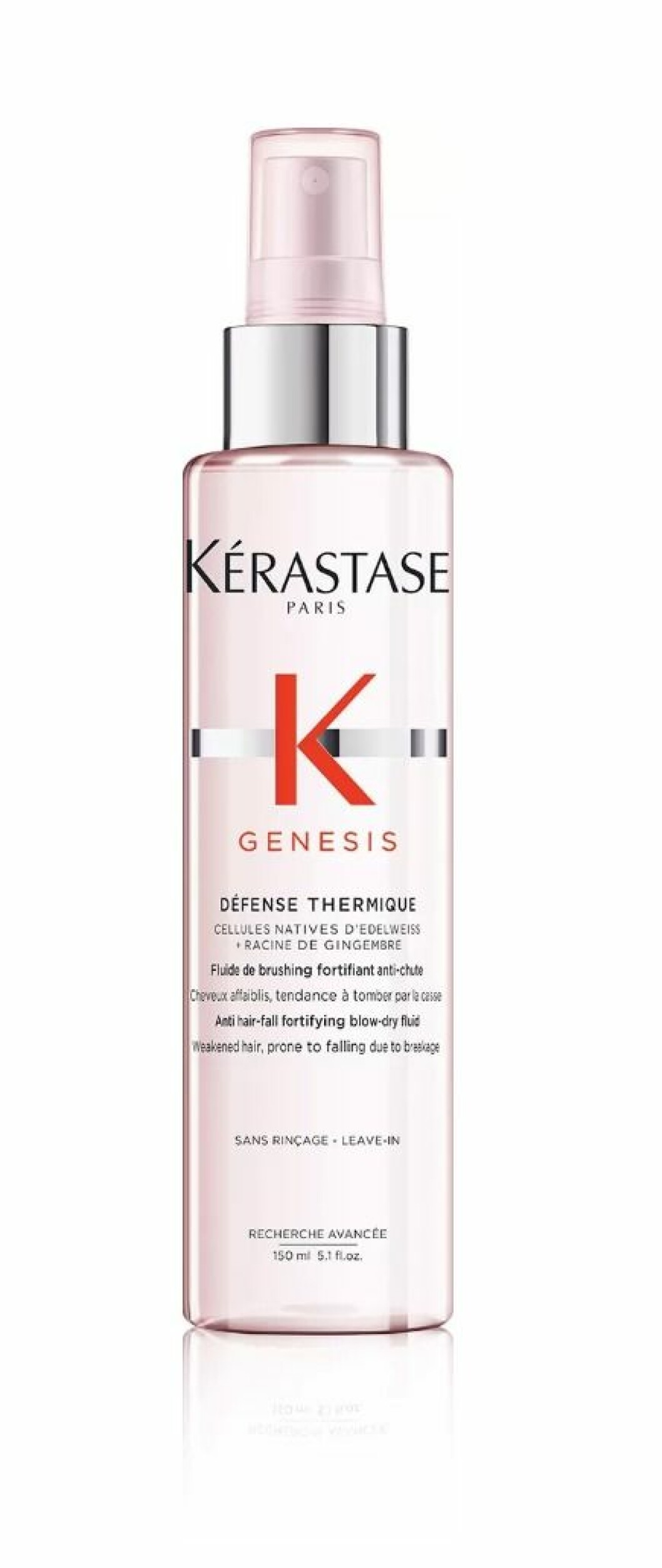 Hårmisten Genesis défense thermique frånKérastase.