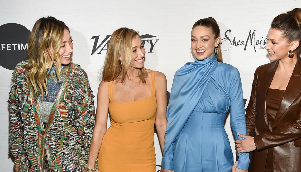 Gigi och Bella Hadids okända systrar – här är Alana och Marielle