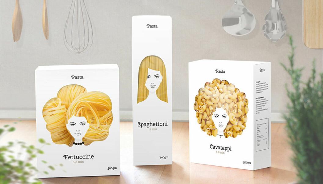 Good hair day pasta!