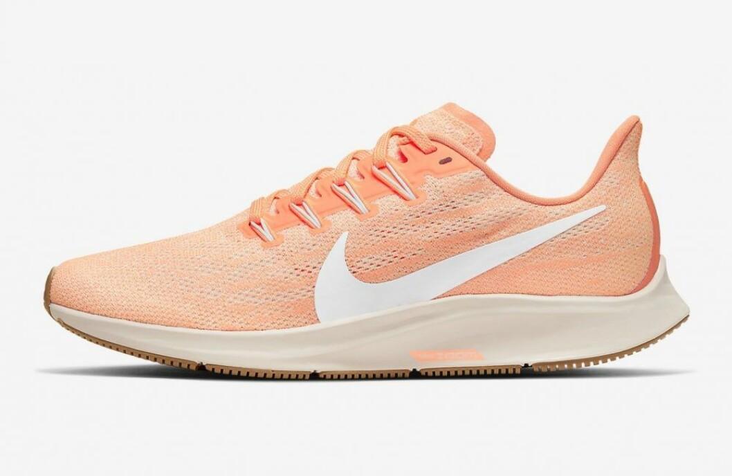 Hållbara löparskor: Nike Air Zoom Pegasus