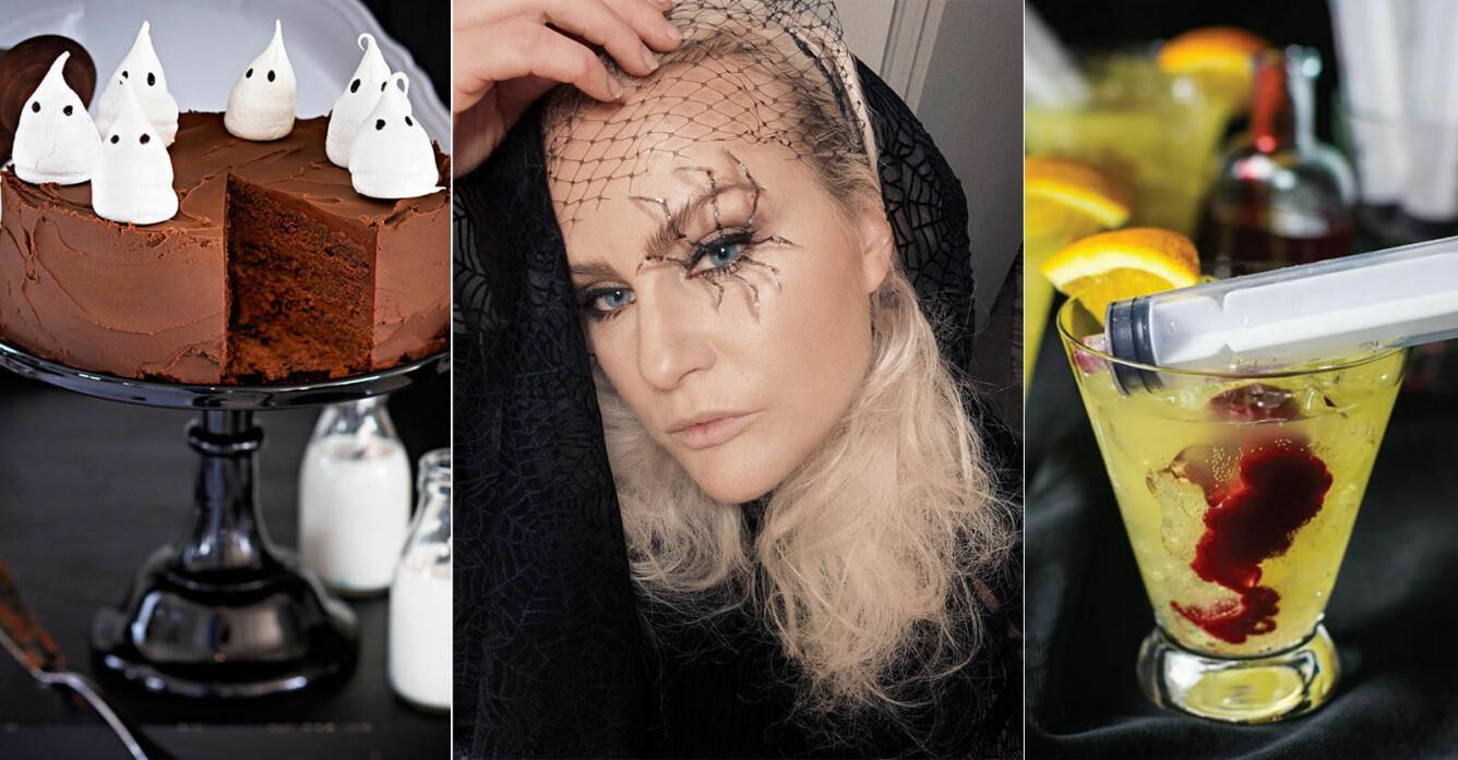 halloween 2021 – bästa tipsen, recepten, utklädnaderna och makeupen