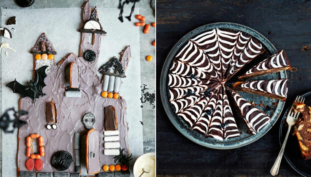 Recept på halloween-efterrätter