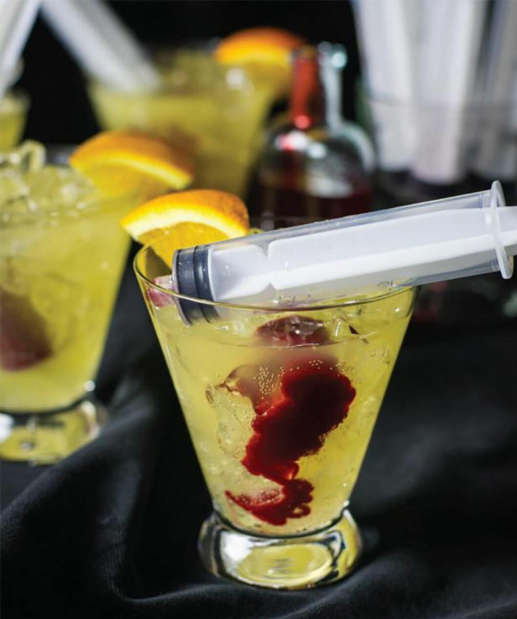 The Syringe.