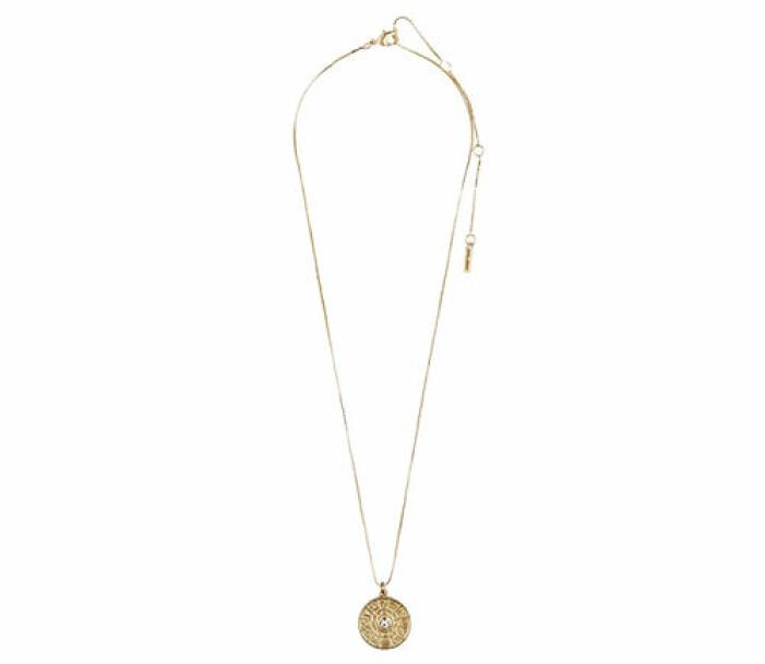 halsband med stjärntecken pilgrim