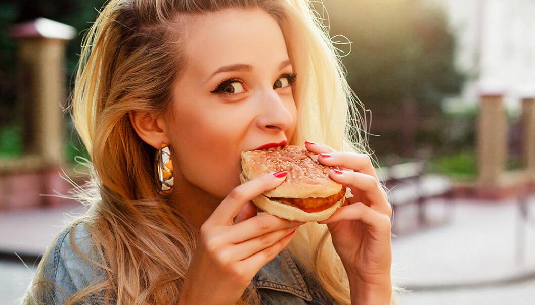 Sugen på hamburgare när du druckit alkohol?