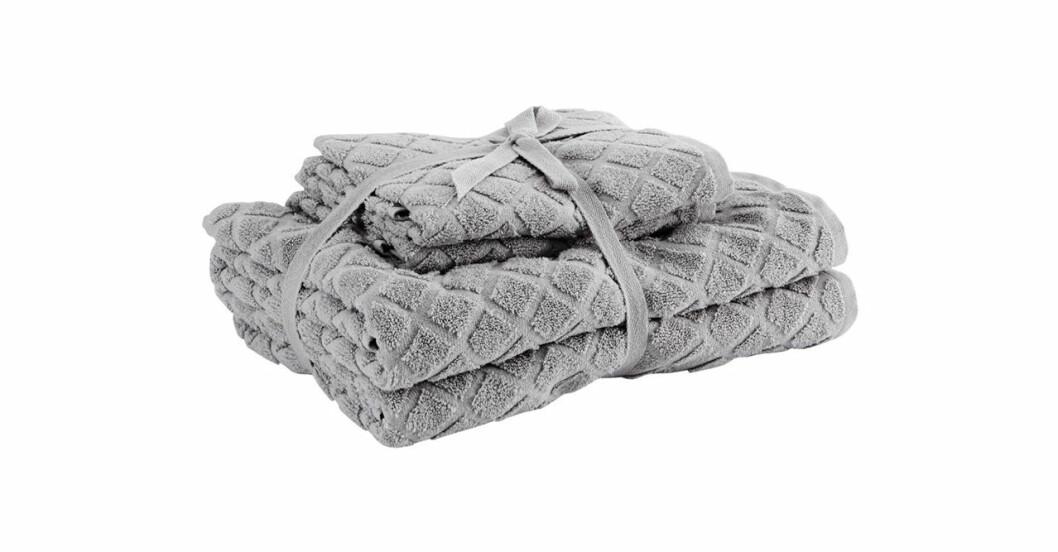 Handdukar till första hemmet