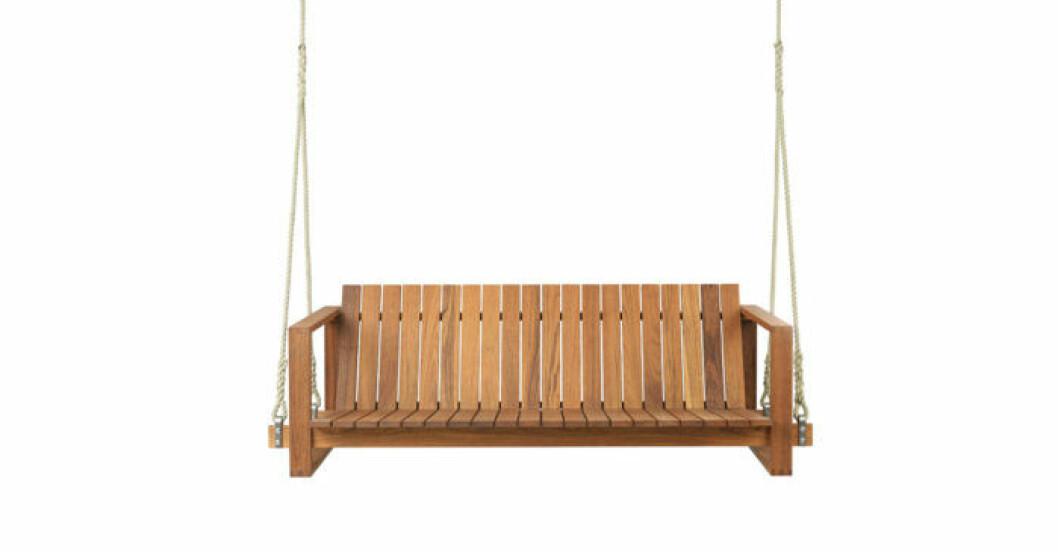 hängande soffa