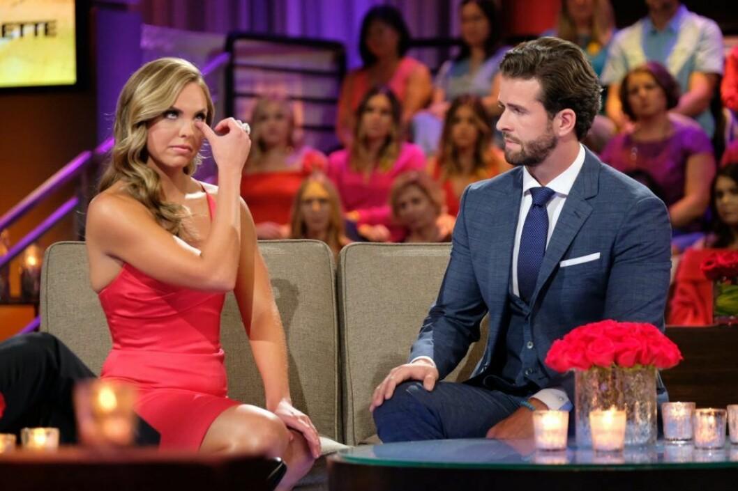 Hannah Brown och Jed Wyatt pratar om vad som hände efter The Bachelorette-finalen