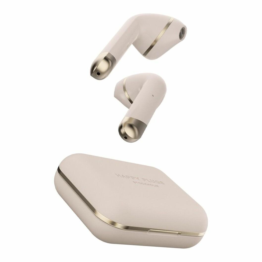 4. Trådlösa hörlurar, Happy plugs