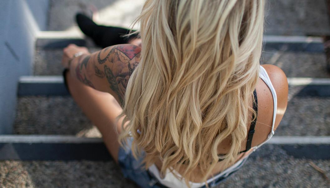 Hairtalk hårförlängning