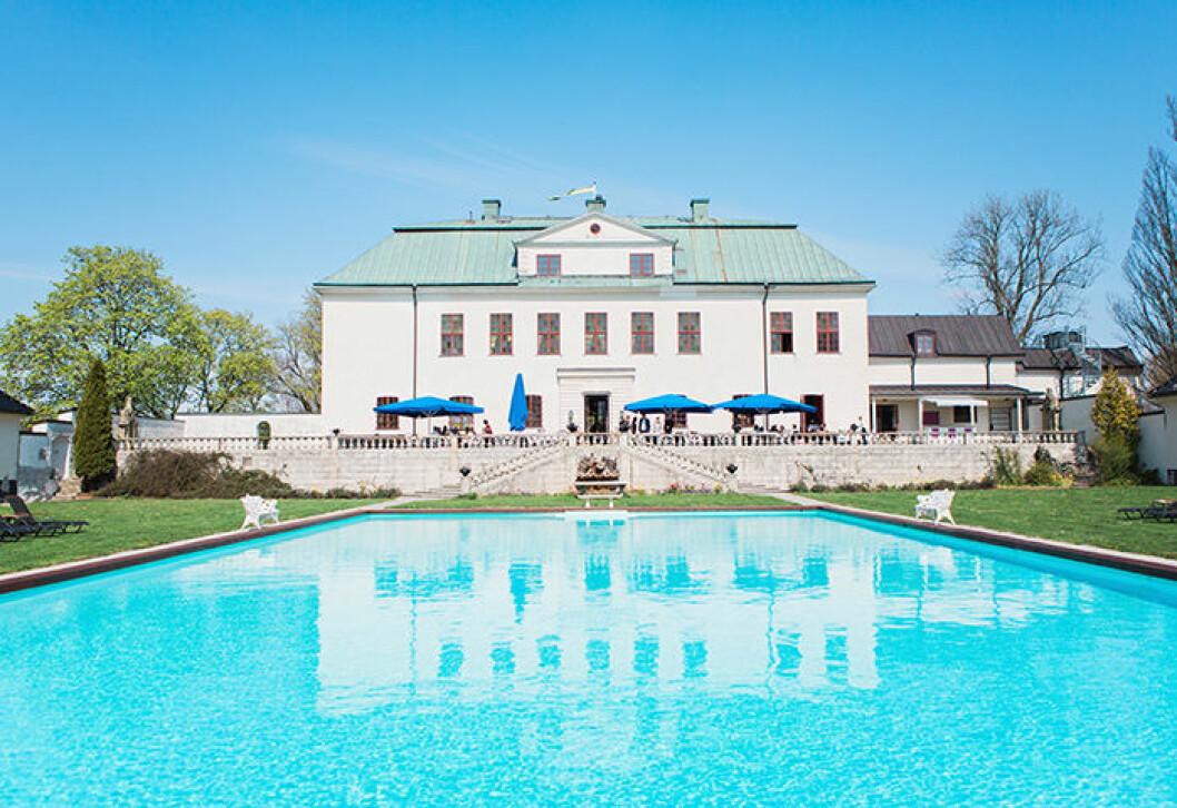 Gör en utflykt i Stockholm – exempelvis till Häringe slott!