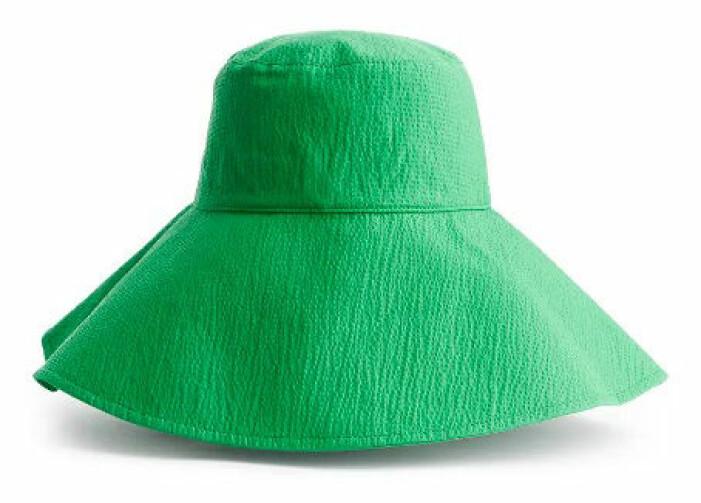 grön solhatt dam
